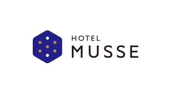 HOTEL MUSSE ロゴ