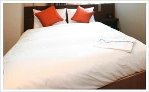 シモンズ製ベッド