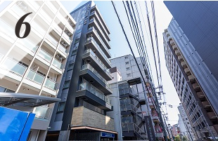 名鉄イン新大阪東口